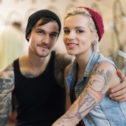 couple tattoos 250